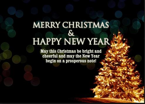 christmas status in english