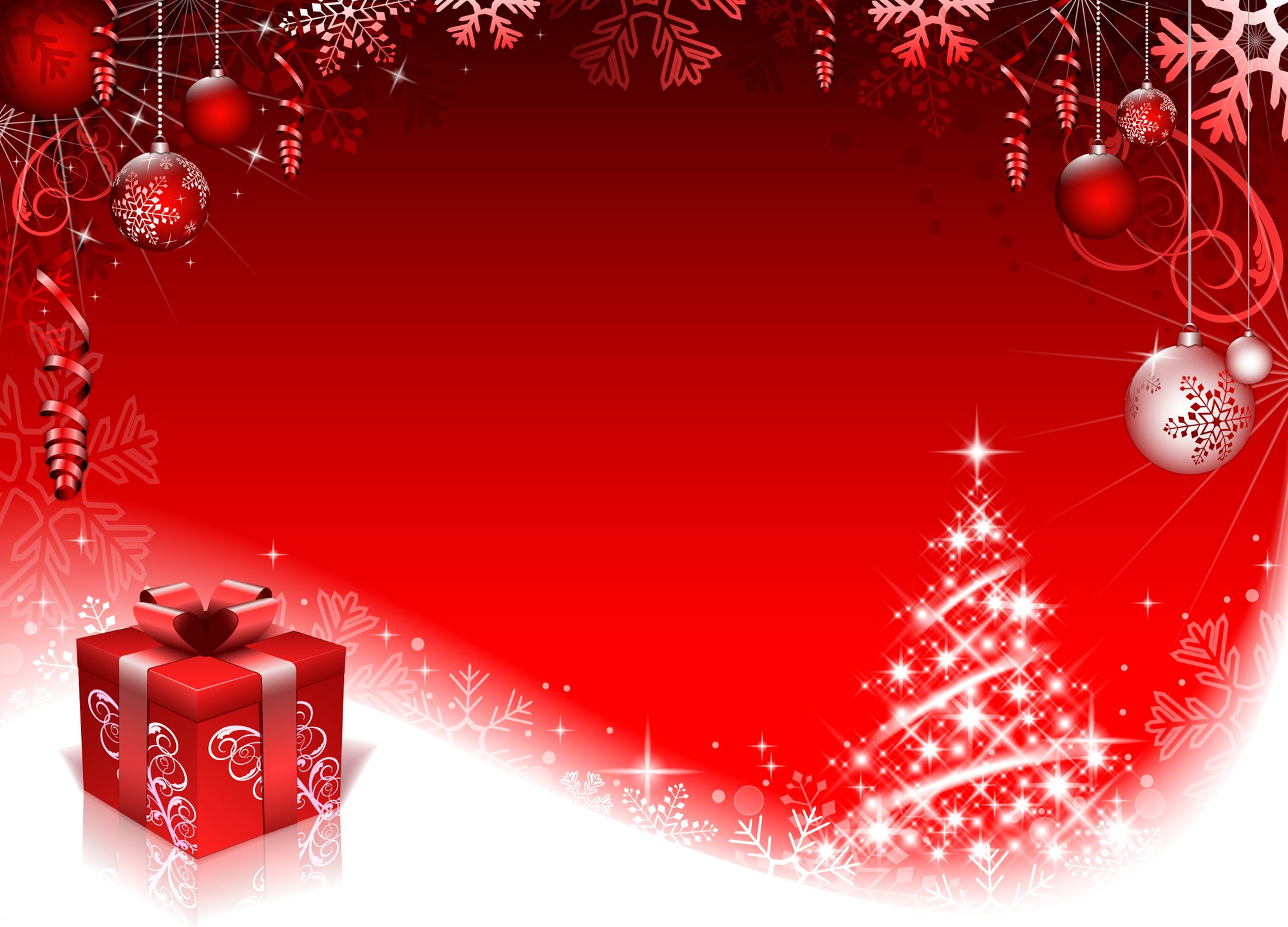 Christmas Day Background