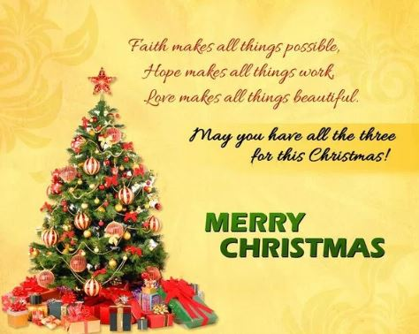 Christmas Heart Touching Wishes